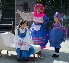 review disney u0027s beauty and the beast jr by everyman theatre