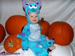 Sully Monsters Halloween Costume Monsters Baby Costume