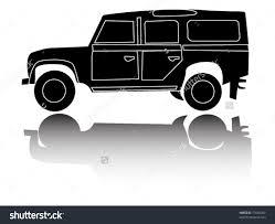 jeep off road silhouette jeep off road silhouette фото база