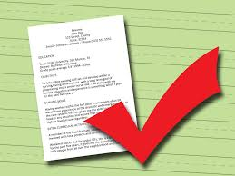How To Make A Resume Free How To Write A Medical Resume 7 Steps With Pictures Wikihow