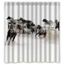 Horse Shower Curtains Sale Galaxy Horse Shower Curtain By Art By Corin 68 00 Art