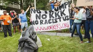 why the obsession with tearing down monuments to our history is