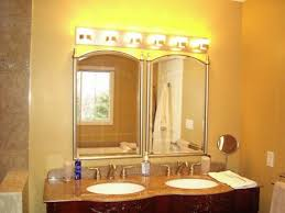 Gold Bathroom Light Fixtures 4 Light Vanity Bar Long Bathroom Light Fixtures Wall Vanity Lights