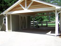 carport with attached building sullivan custom renovations llc
