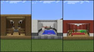 10 minecraft recreation room designs youtube