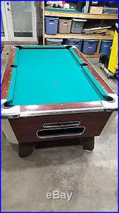 Valley Pool Table by Billiards Tables Coin