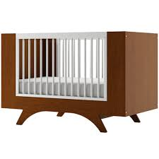 Modern Convertible Crib Adorno Modern Convertible Crib In Choice Of Finish And Nursery