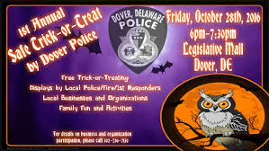 call halloween city dover police announce trick or treat event 9 26 2016 city of
