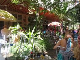 epicurean perils of sweet polly peacock garden cafe miami fl