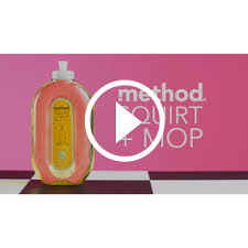 mop wood floor cleaner almond method