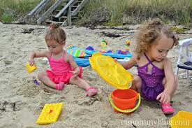 Cape Cod Girls - vacation to dennis port cape cod with toddlers and a baby ct