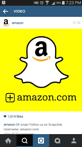 black friday amazon deals 2014 amazon uses snapchat to send exclusive deals cnet