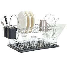 egouttoir cuisine egouttoir vaisselle petit agouttoir a vaisselle blanc tower yamazaki