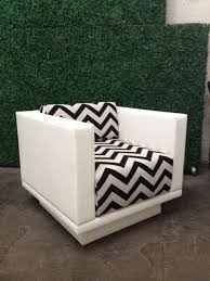 Chevron Armchair Furniture U2014 Your Own Unique Decor