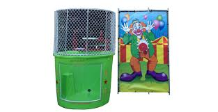 dunk tank rental nj dunk tanks bounce on in nj event rentals call 973 747 4900