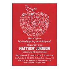 retirement party invitations apple retirement party invitation invitation card