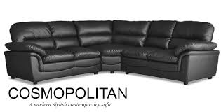 Black Leather Corner Sofa Magnificent Leather Corner Sofa Black Leather Corner Sofa