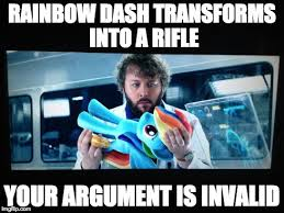 Rainbow Dash Meme - transformers 4 rainbow dash meme by daizua123 on deviantart