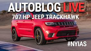 jeep trackhawk grey the jeep grand cherokee trackhawk is the all wheel drive hellcat