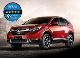 honda mobilio philippines all new honda cr v receives 5 star asean ncap safety rating