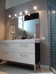 Best Lighting For Bathroom Vanity Track Lighting Bathroom Vanity Vena Gozar
