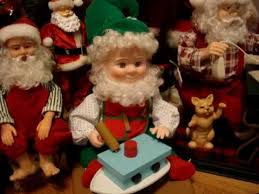 rhons collection of animated christmas figures as of december 11