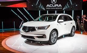 hybrid acura 2017 acura mdx photos and info u2013 news u2013 car and driver