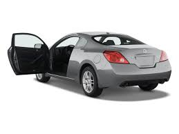 nissan altima coupe v6 image 2009 nissan altima 2 door coupe v6 cvt se open doors size