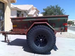 m416 trailer m101 military jeep trailer build 1 savagesun4x4 savagesun