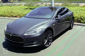 tesla model s tesla model s p100d gets ludicrous software update