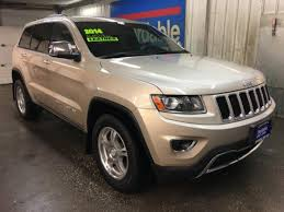 gold jeep grand cherokee 2014 jeep grand cherokee 4 door in alaska for sale used cars on