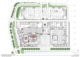 02 floor plan gallery of stavros niarchos foundation cultural centre renzo
