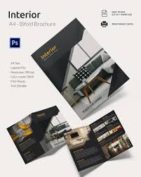 Indesign Template Free Deck The Elegant Interior Design Brochure Pertaining To Your Home