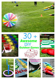 Easy Backyard Games Over 30 Awesome Summer Outdoor Games To Play With The Kids