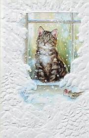pumpernickel press cards christmas cards merry meow pumpernickel press made in the