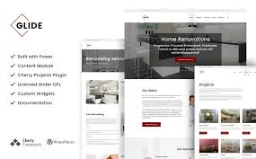 renovation theme home remodeling contractor wordpress theme