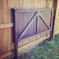 Barn Door Gate by Diy Barn Door Headboard U2013 Lifestyleaffiliate Co