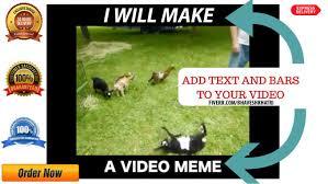 Make A Facebook Meme - make viral facebook video meme for you by anurag1ac