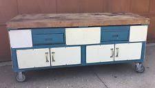 wood u0026 metal kitchen islands u0026 kitchen carts ebay