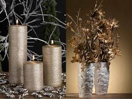 golden yellow decorations and ideas decor trends 2012