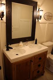tuscan bronze bathroom lighting awesome primitive bathroom mirrors classy 30 lights next to inside