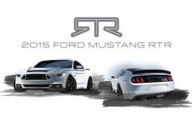 2015 mustang rtr 2015 ford mustang rtr headed to dealers in january edmunds