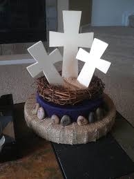 Easter Cross Table Decorations by 53 Best Images About Easter On Pinterest Cross Wreath He Has