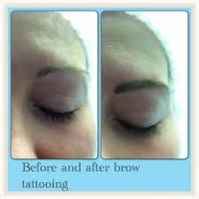 Eyebrow Tattoo Before And After Before And After Gallery Bodyblisshealth And Beauty Retreat