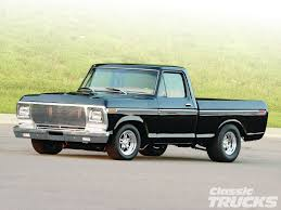 Vintage Ford Pickup Truck - 1979 ford f 100 rod network