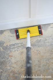 How To Paint A Cement Floor Basement Diy How To Prep A Concrete Slab Floor For Painting Basements