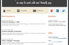 what is a good resume uxhandycom what is a resume horsh beirut