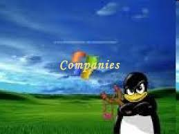 bureau linux ppt af linux