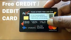 free debit card free credit debit card with unlimited money upload 1000 really