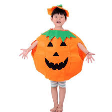 Halloween Clothes Jecksion Pumpkin Halloween Children Clothes Halloween